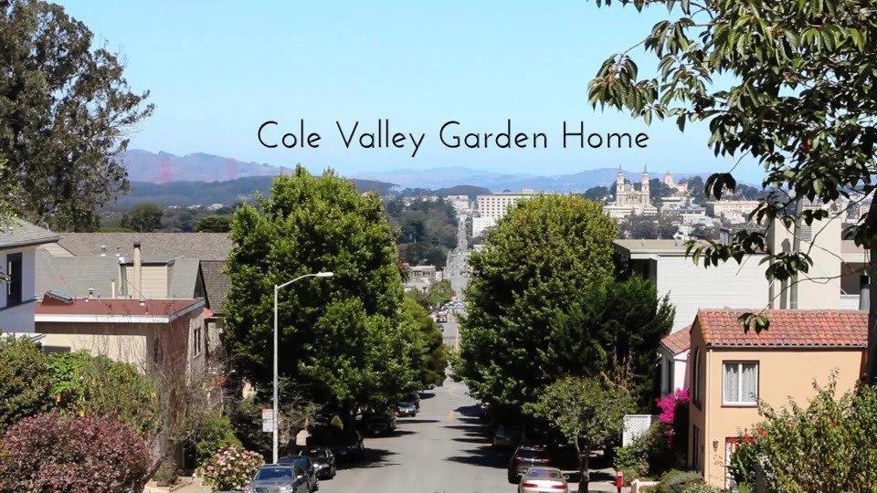 Cole Valley Garden Home video preview