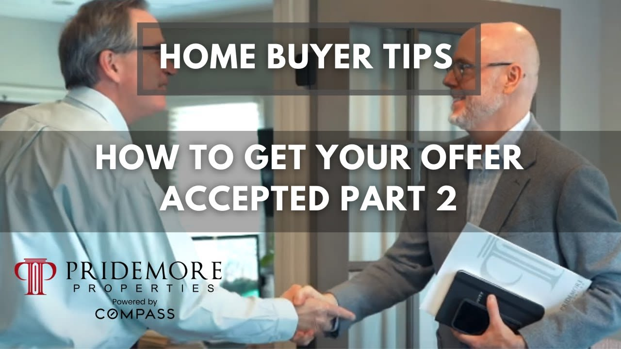 Home Buyer Tips   How To Get Your Offer Accepted in 2021 Real Estate Market Part 2   Charlotte NC video preview