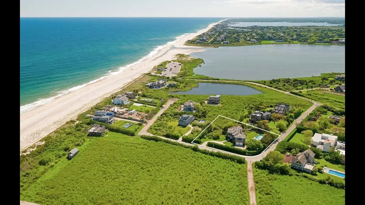 59 Sandune Court, Sagaponack, New York video preview