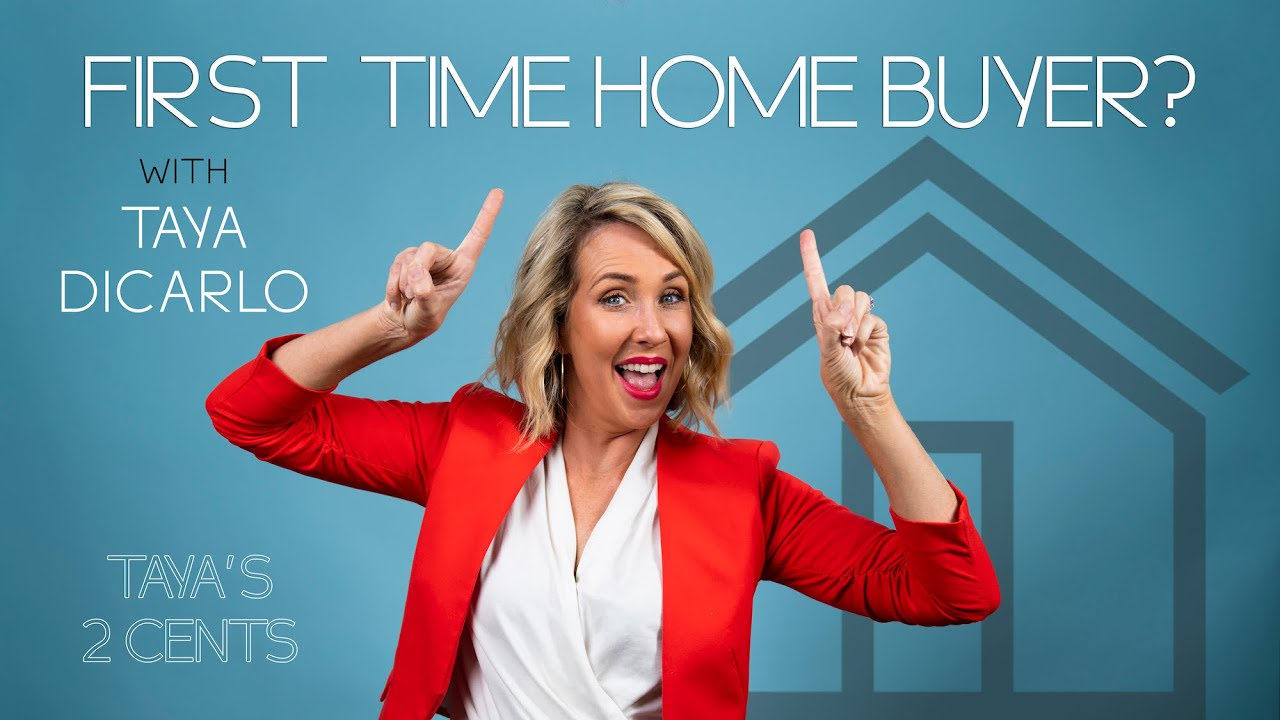 The BEST ADVICE For First Time Home Buyers! video preview