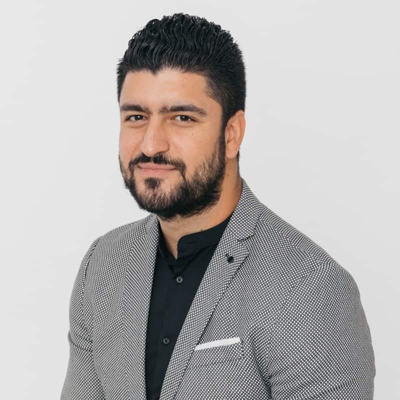 Hessam Shirmohammadi