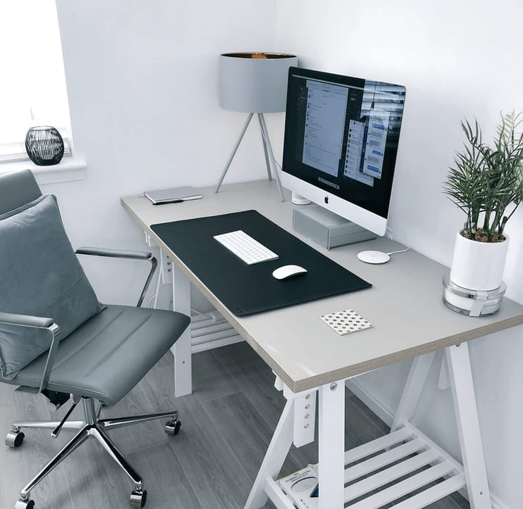 5 Tips For Sprucing Up Your Home Office