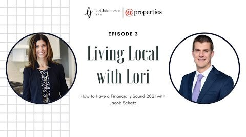 Living Local with Lori   Episode 03   How to Plan for a Financially Sound 2021 video preview