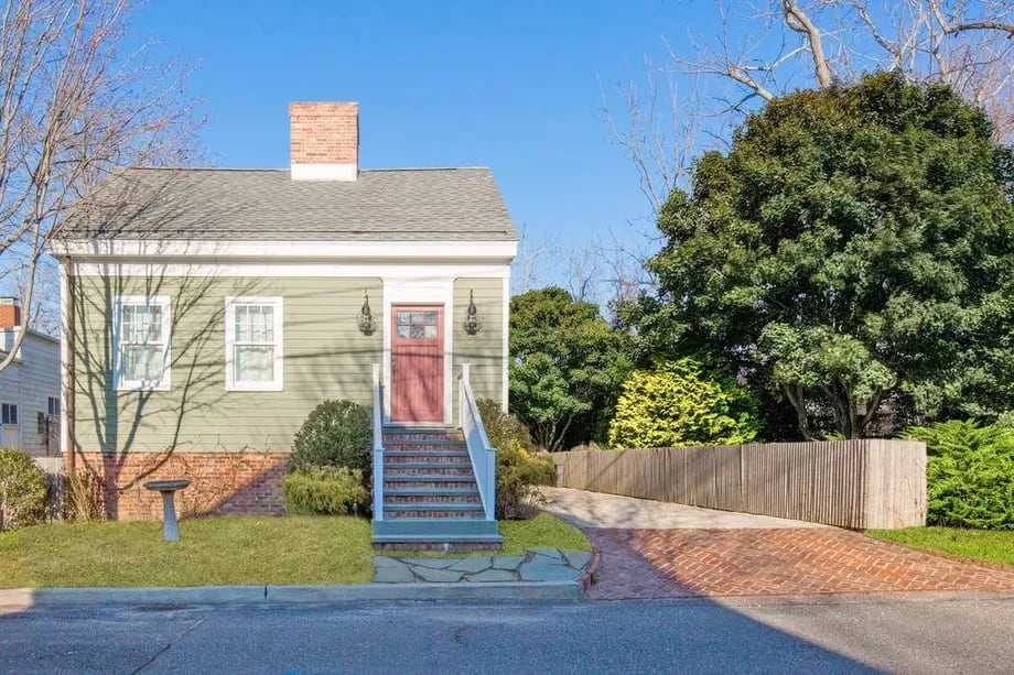 A Sag Harbor home with details dating back to 1890 asks $2.5M