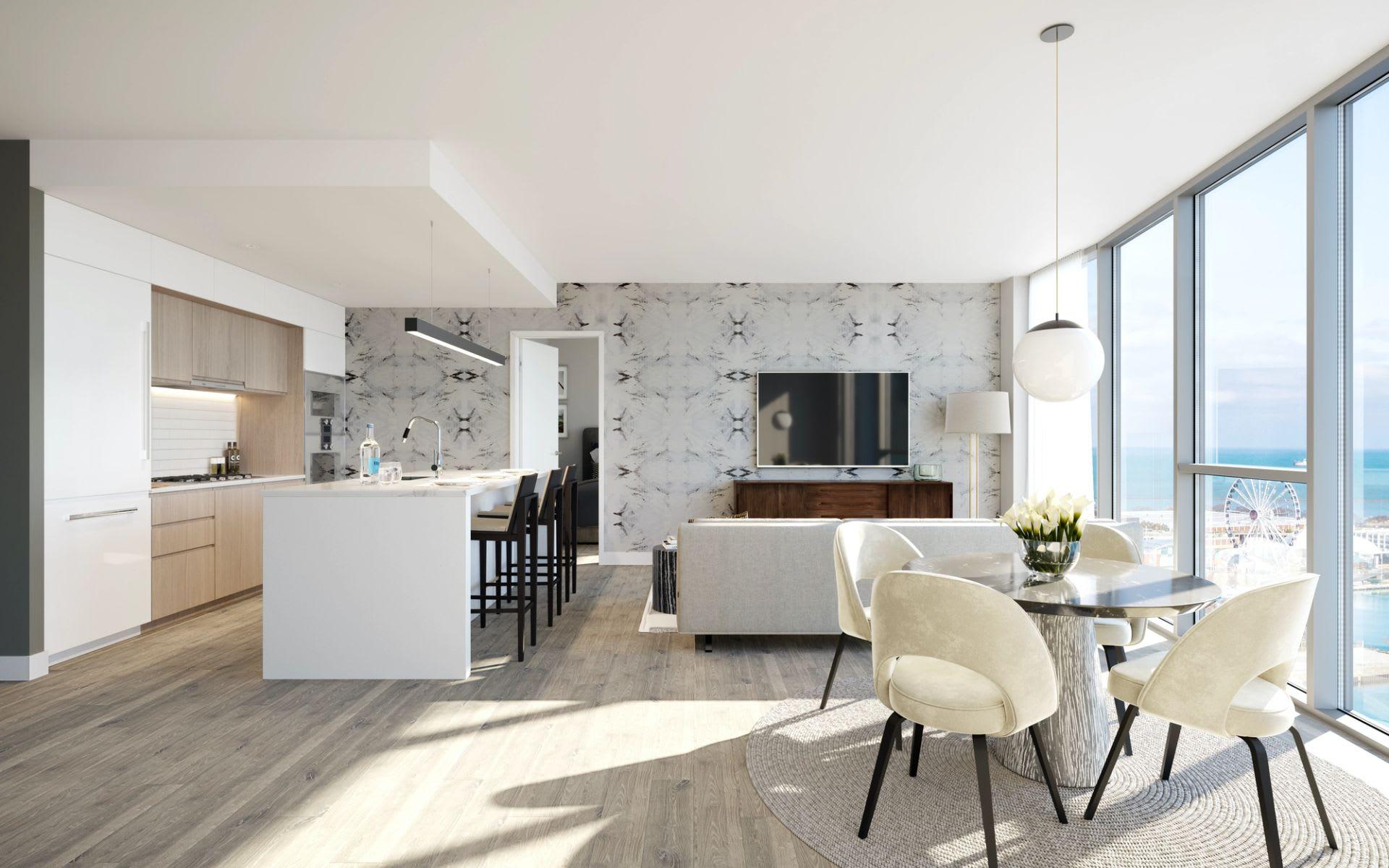 Cirrus Condominiums