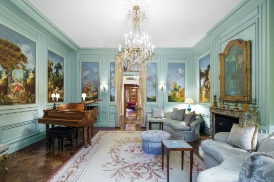 Inside a Remarkable 19th-Century Townhouse