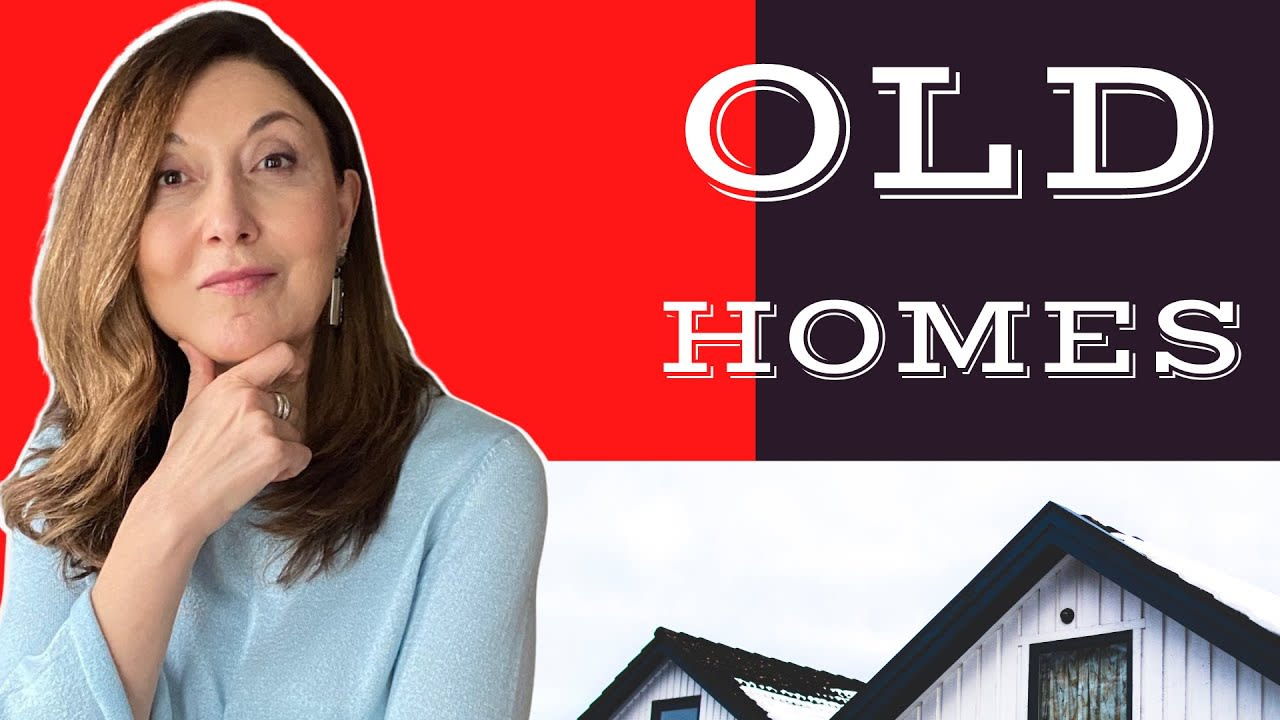 BUYING AN OLD HOUSE? (9 things to look out for) video preview