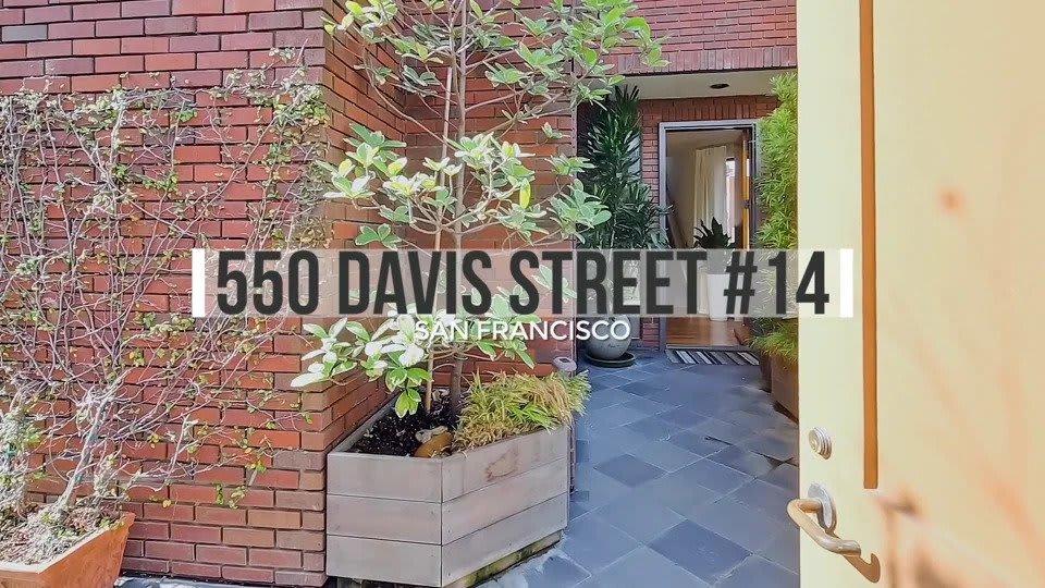 550 Davis #14 video preview