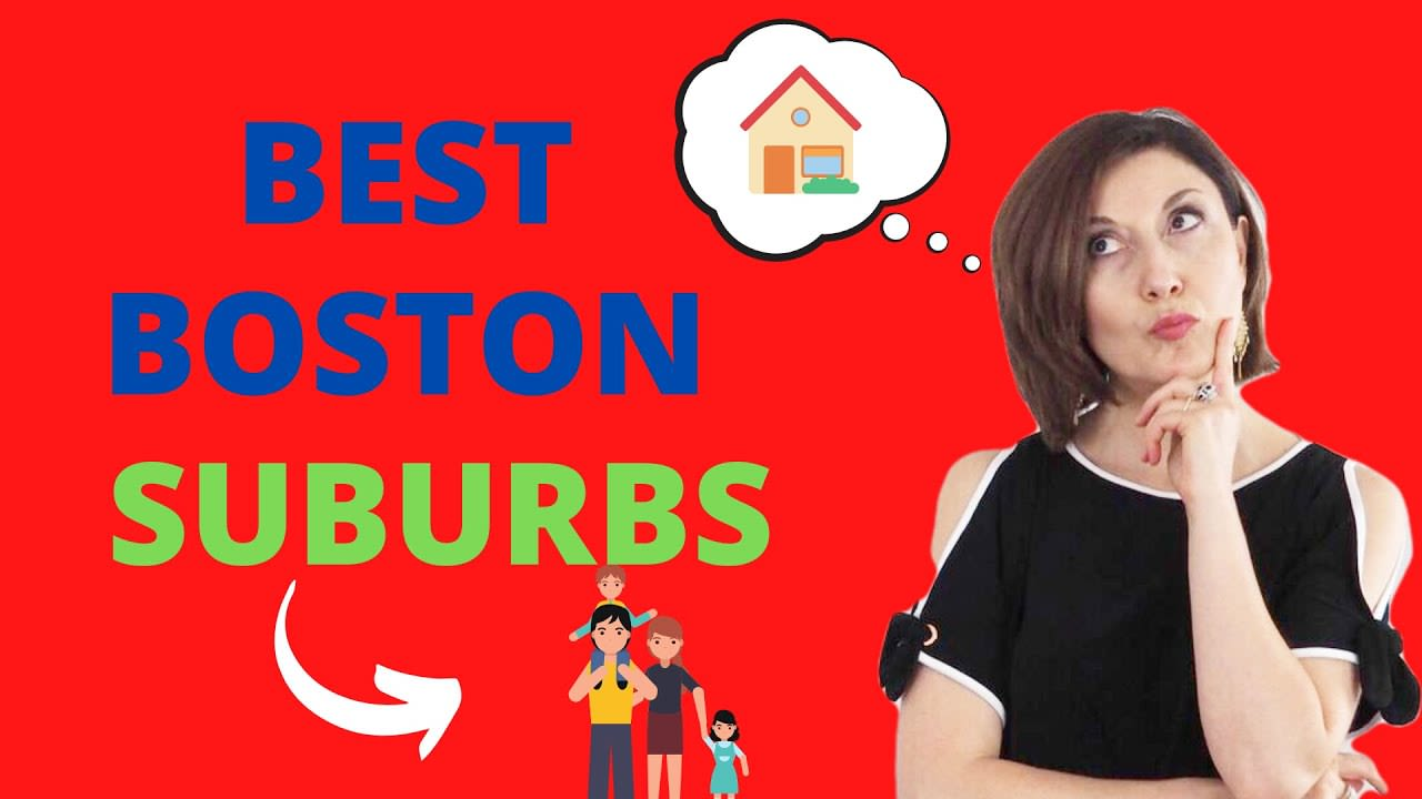 Best BOSTON Suburbs for Families video preview