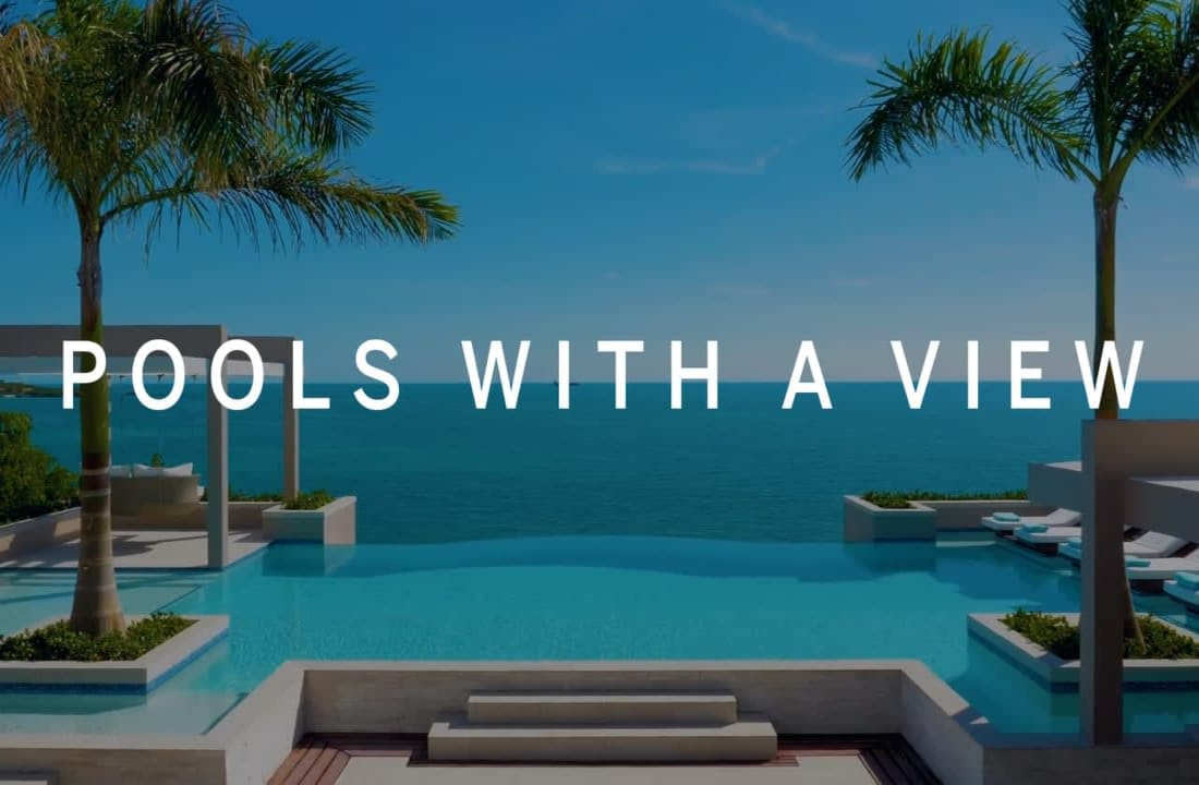 RESIDE MOMENTS - Pools With A View video preview