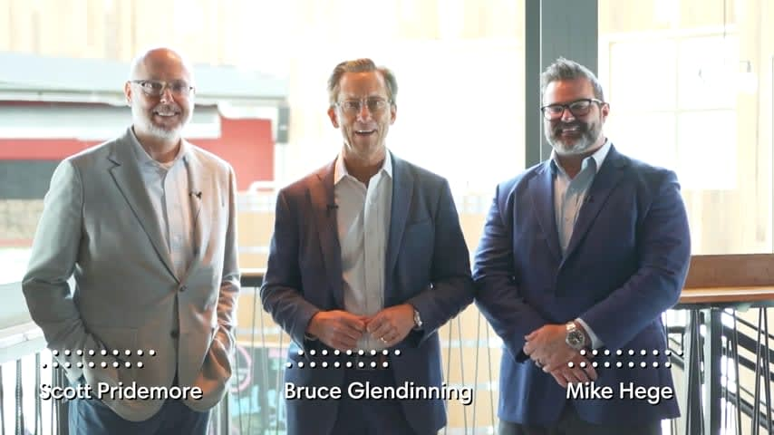 Pridemore Properties Team Powered by Compass Launching Event video preview