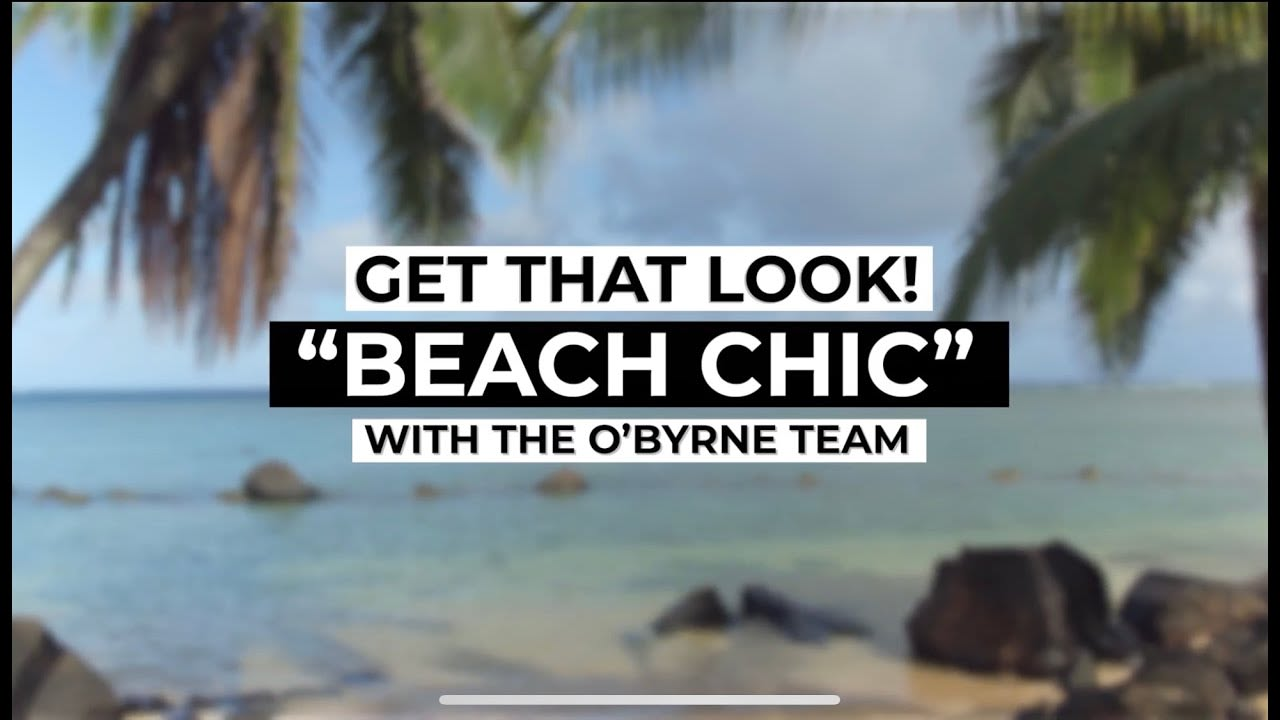Get That Look: Beach Chic video preview