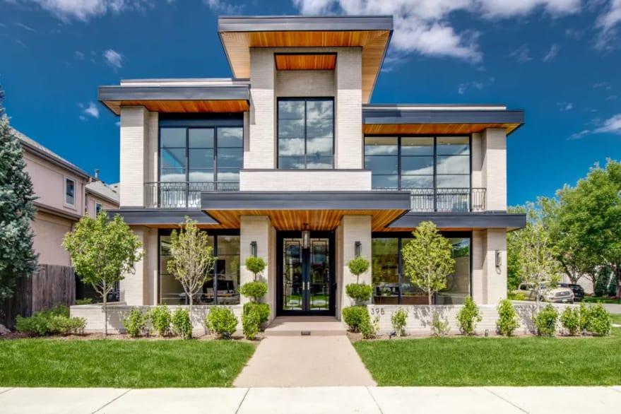 Ultra-modern house built for indoor-outdoor living asks $6.5M