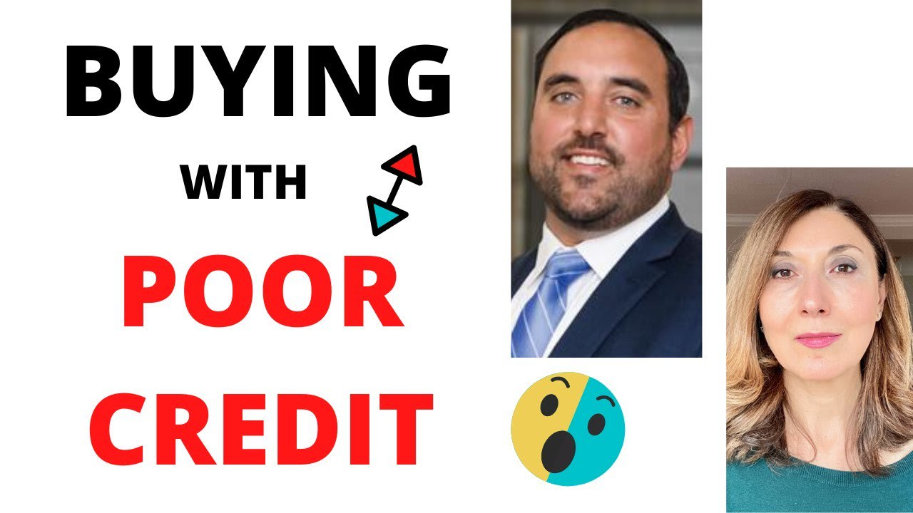 Buying a Home with Poor Credit? video preview