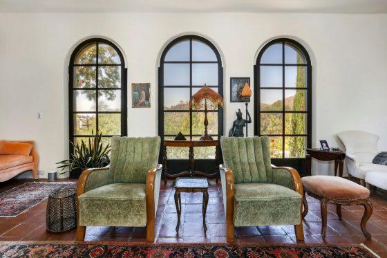 Inside The Villa Sophia