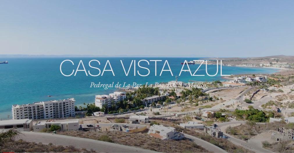 Casa Vista Azul - Pedregal de La Paz, BCS, Mexico video preview