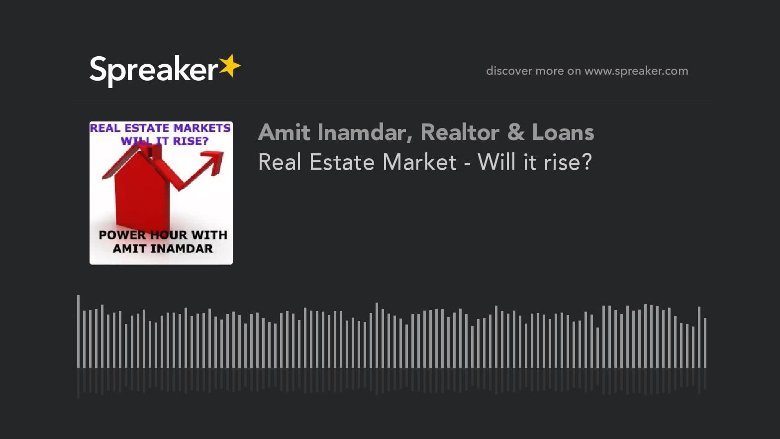 Real Estate Market - Will It Rise? video preview