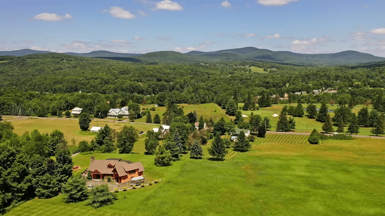 Windham Home Located in the Catskill Mountains