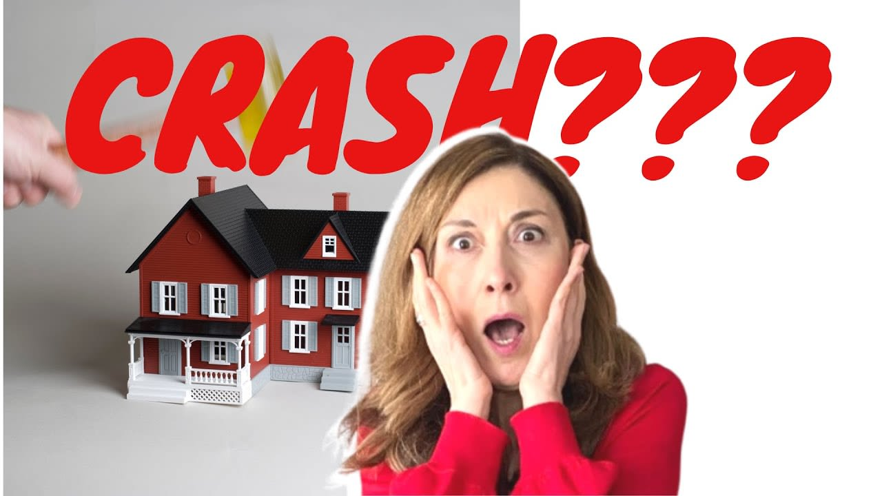 Housing Market Crash 2021 //Did house prices reach their peak, is big crash coming in the future? video preview