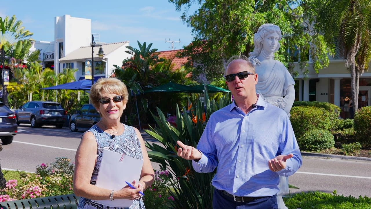 RealTalk™ 290 - St. Armands Circle with Roger & Mary Kay video preview