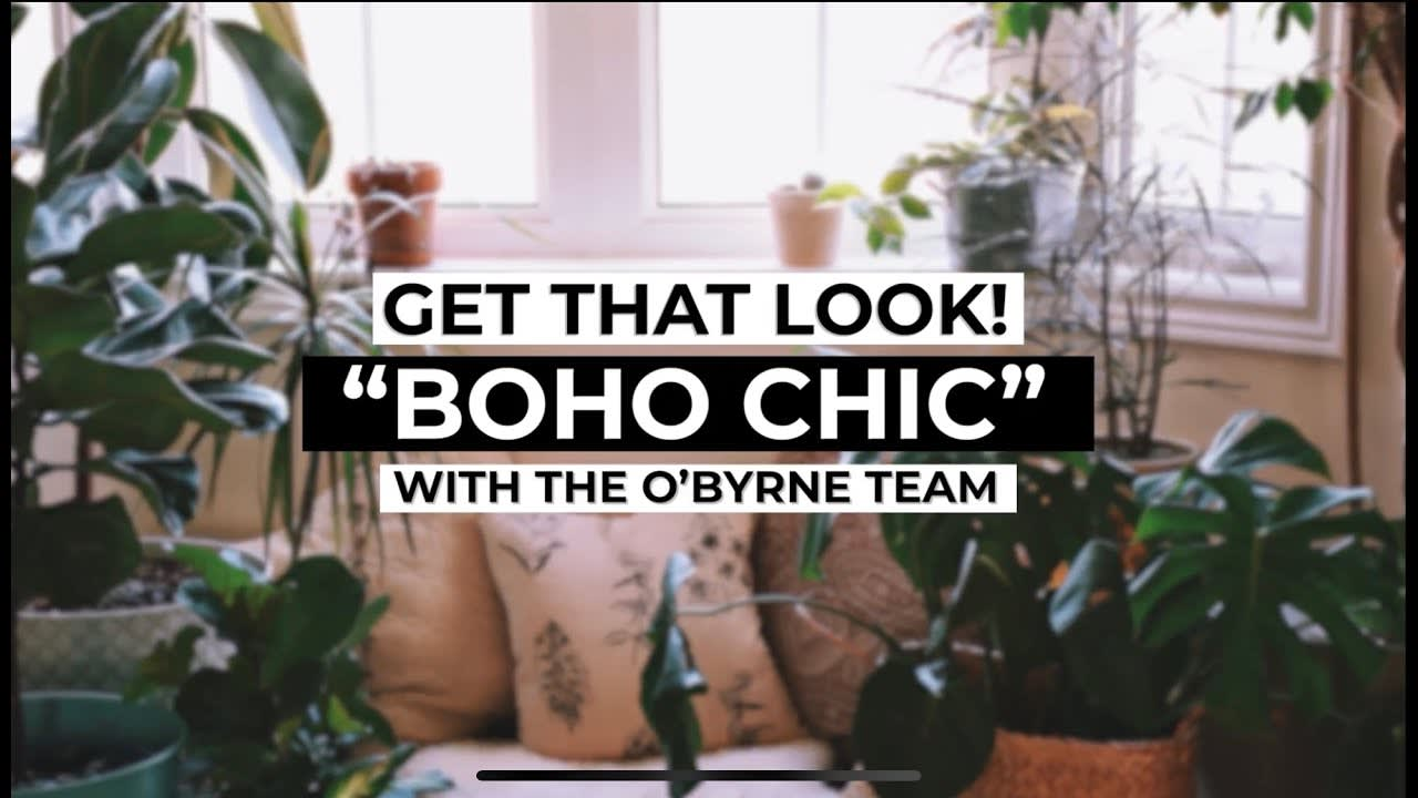 Get That Look: Boho Chic video preview