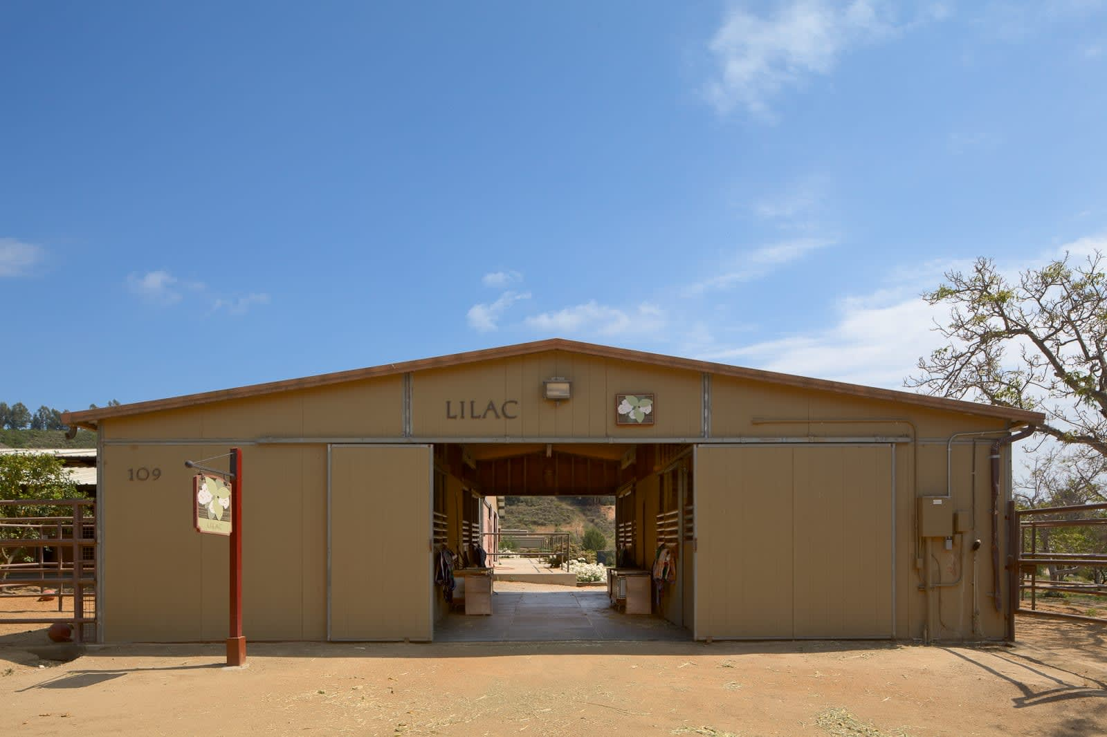 State of the Equestrian Facility