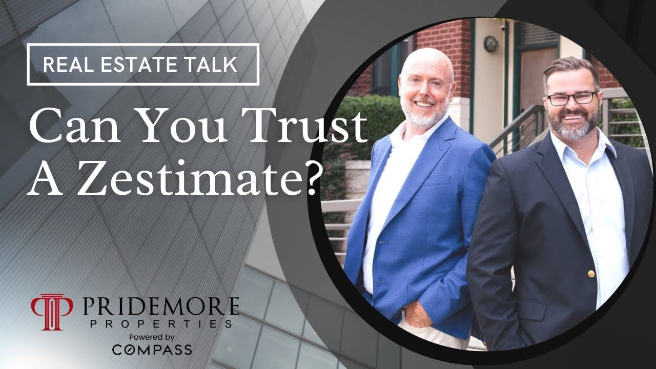 Can You Trust A Zestimate? | Zillow's Zestimate Accuracy | Real Estate Talk video preview