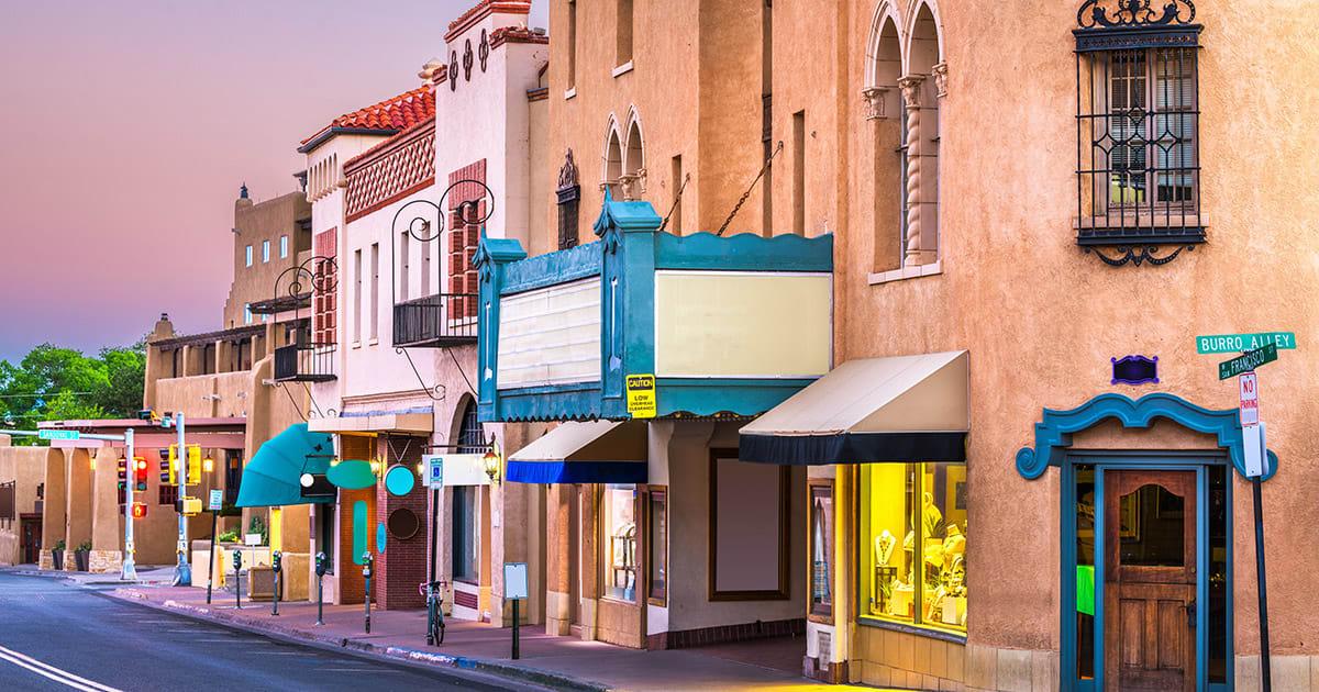 Santa Fe Named Best Place to Shop