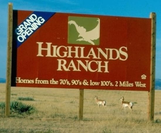 Highlands Ranch Home Prices - Grand Opening