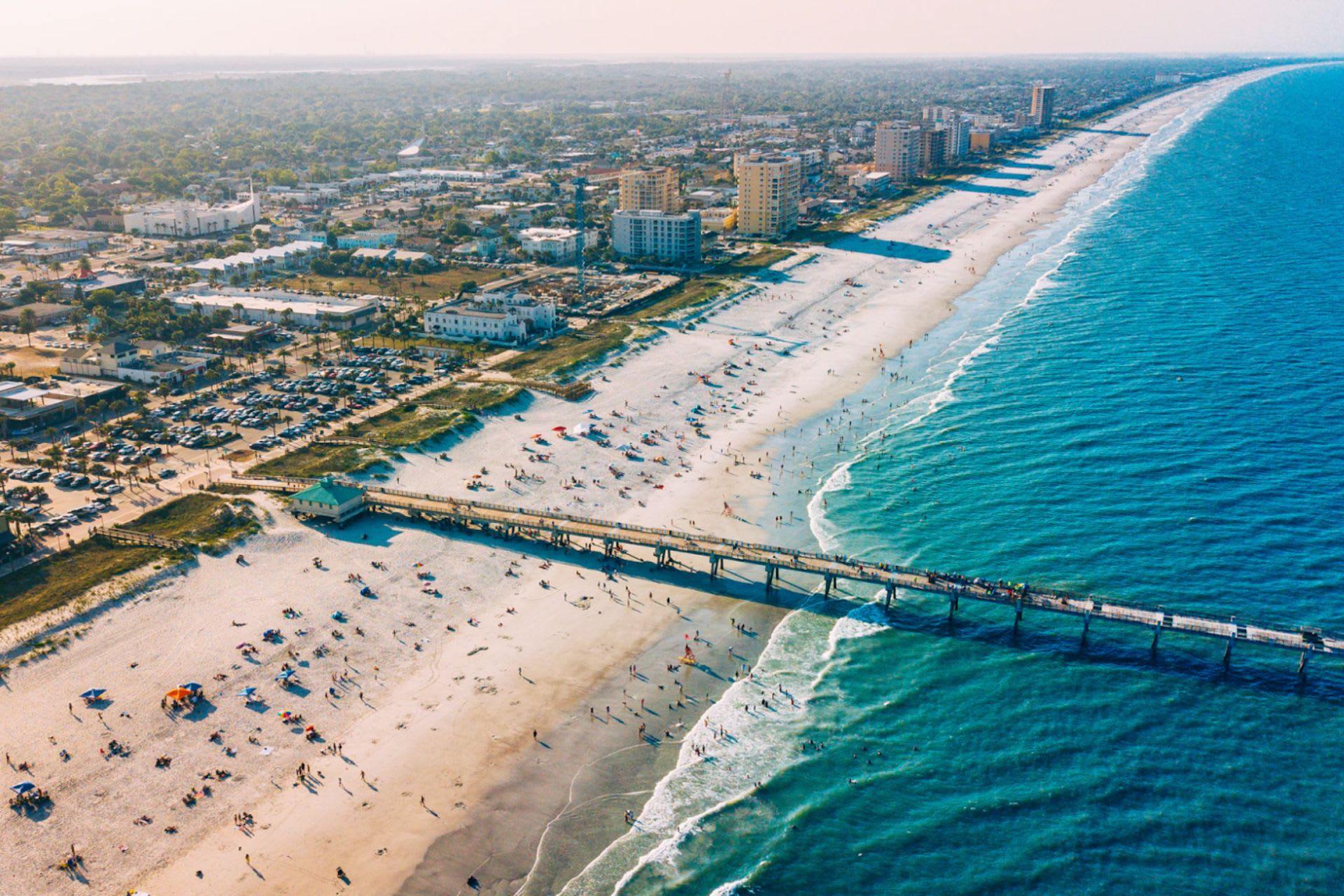 Best Beach Towns Near Jacksonville
