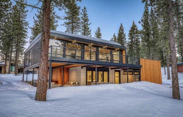 Tahoe Real Estate Isn't Fooling Around