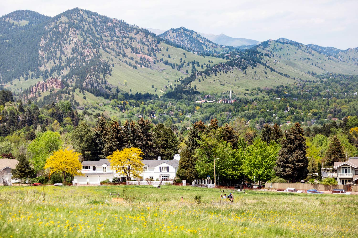 Boulder, Colorado ranks as best places to live in United States