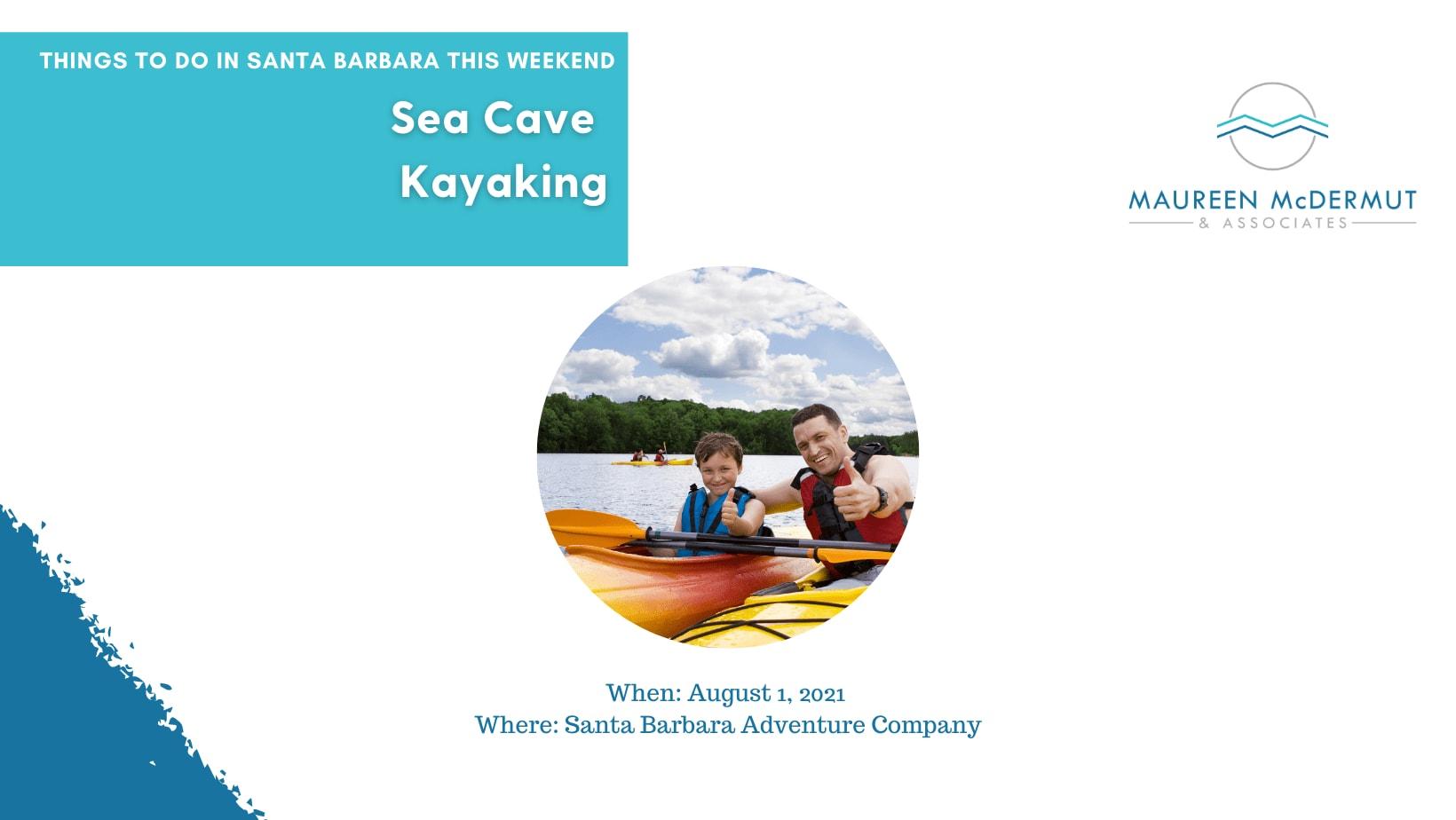 Sea Cave Kayaking image