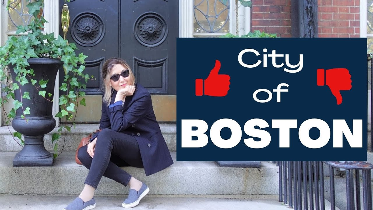 Living in Boston video preview