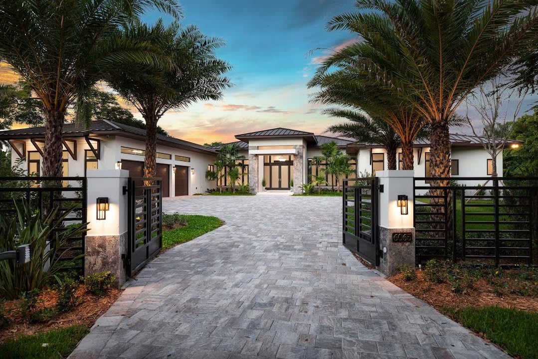 Stunning Brand-New Construction | 6065 SW 109 Street, Pinecrest video preview