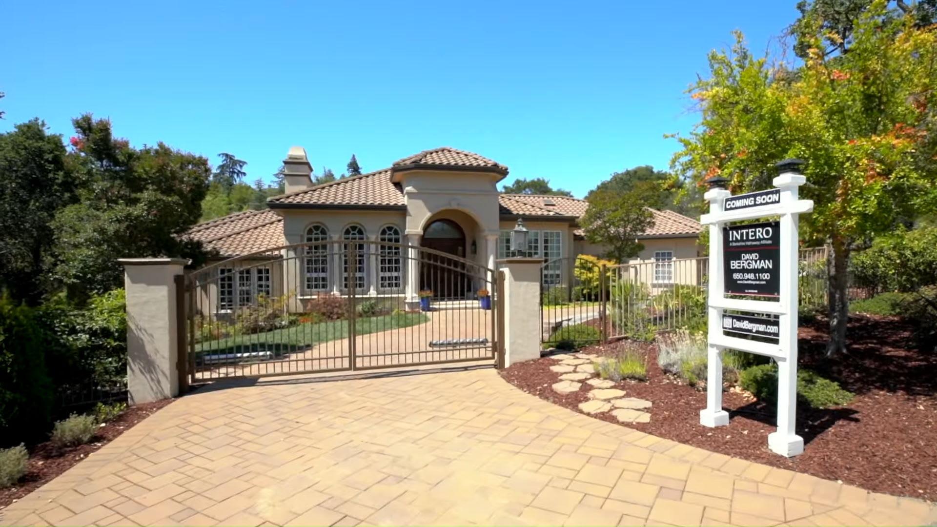 24931 Oneonta Drive, Los Altos Hills, CA 94022 video preview