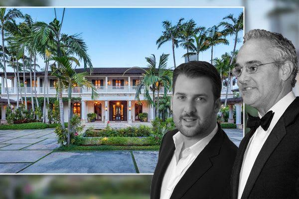 Former Univision exec sells Gables Estates home for $30M
