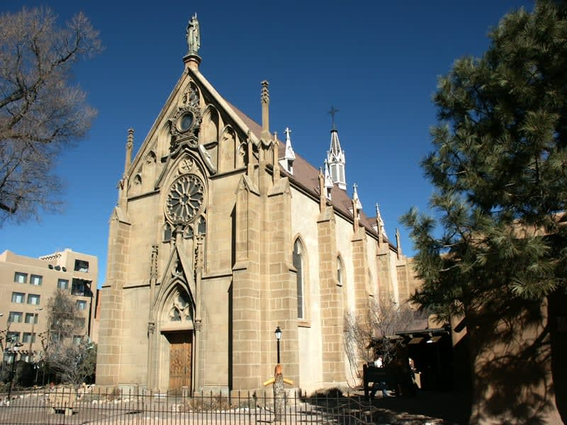 Santa Fe's Loretto Chapel and the Miraculous Staircase video preview