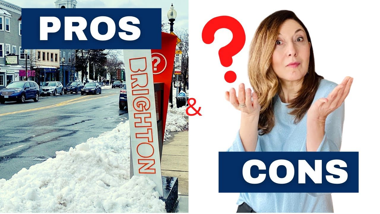 Pros and Cons of Living in BRIGHTON, MA video preview