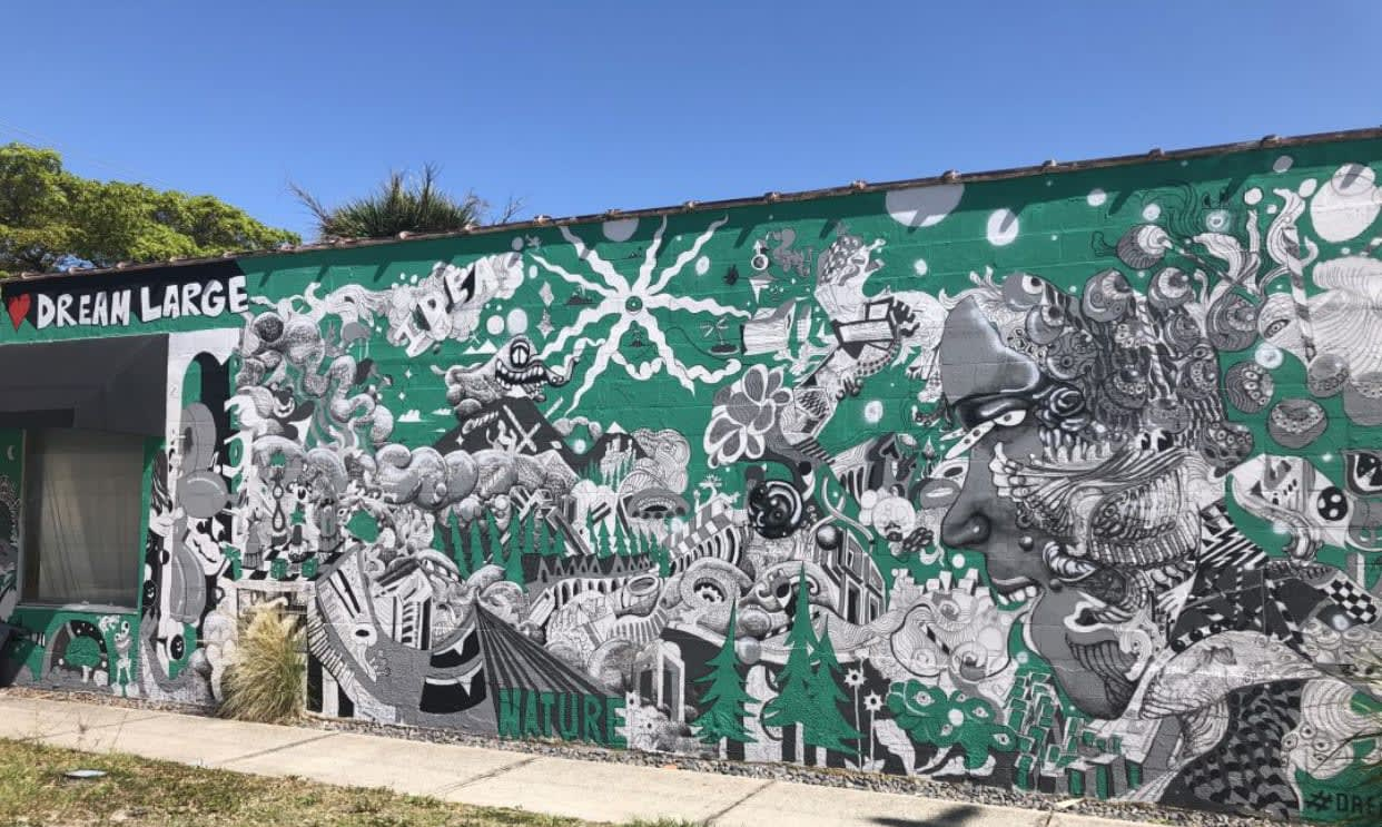 Art Murals Slated to Bring the Rosemary District to Life