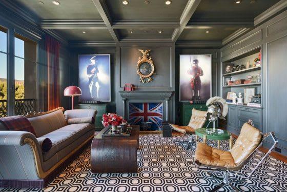 Inside a Mansion on San Francisco's Gold Coast