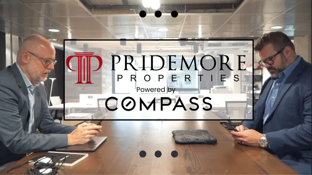 Exciting News!   Compass Charlotte Has partnered with Pridemore Properties! video preview