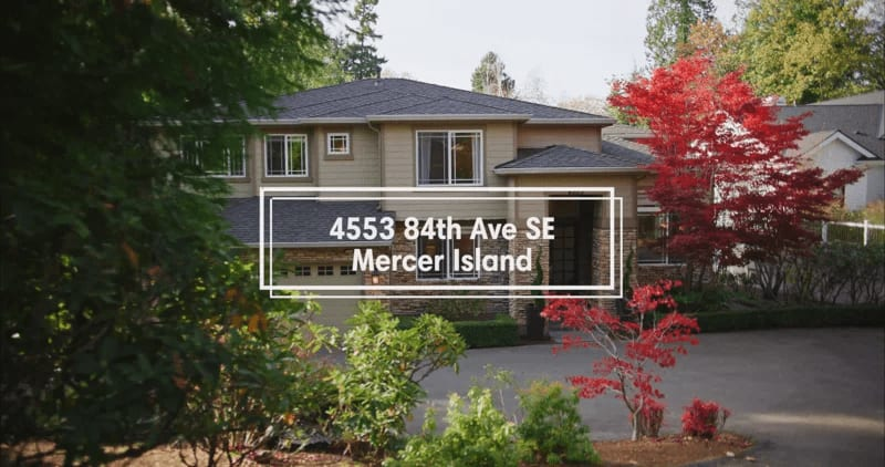 """4553 84th Ave SE """"Spacious Westside Retreat"""" video preview"""