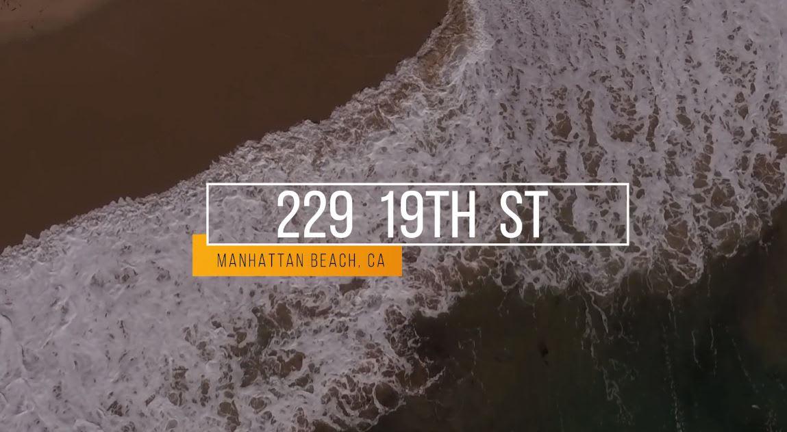 229 19th St., Manhattan Beach video preview