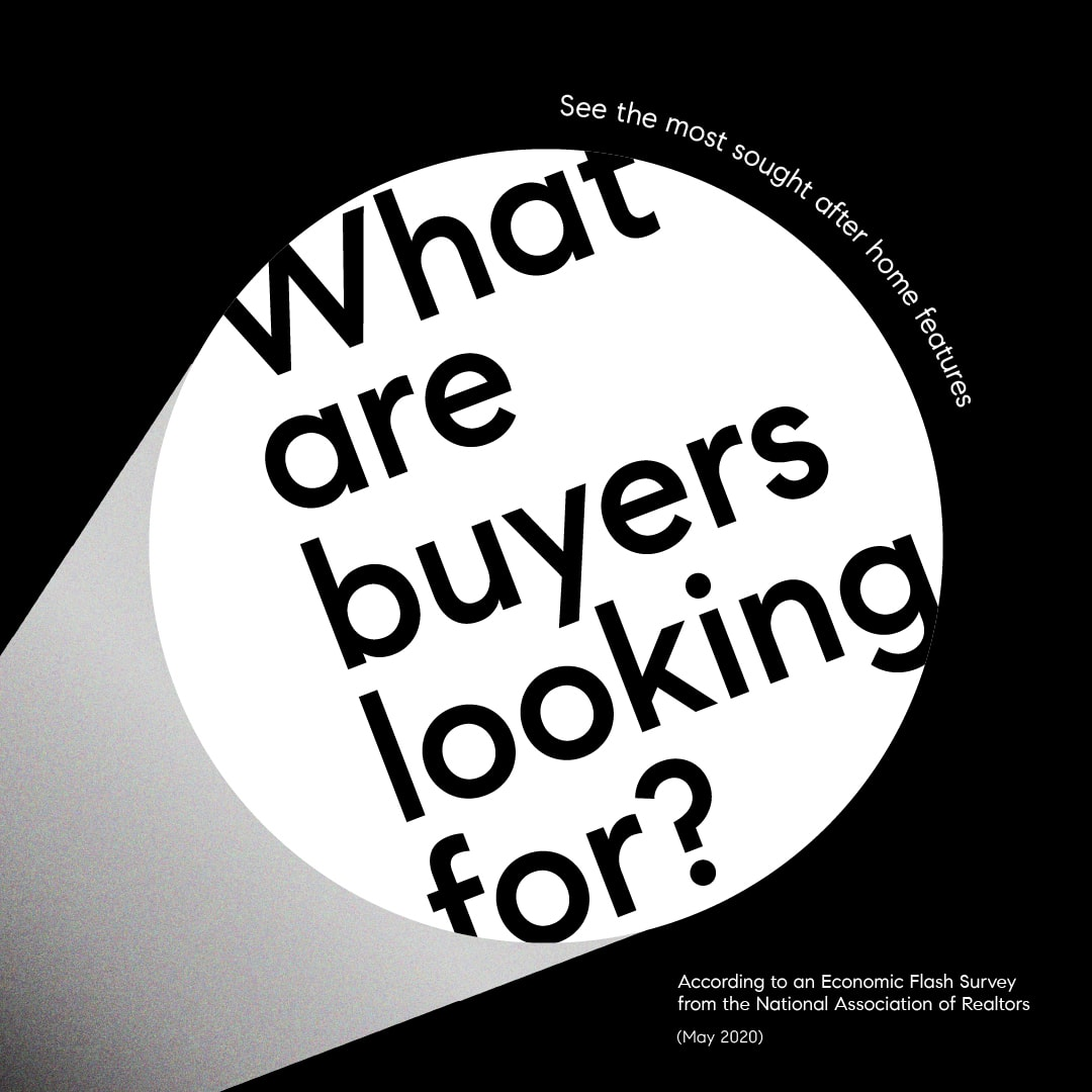 What are buyers looking for?