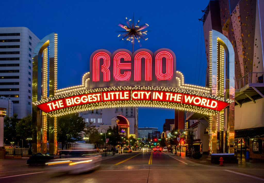Reno - Downtown and Midtown