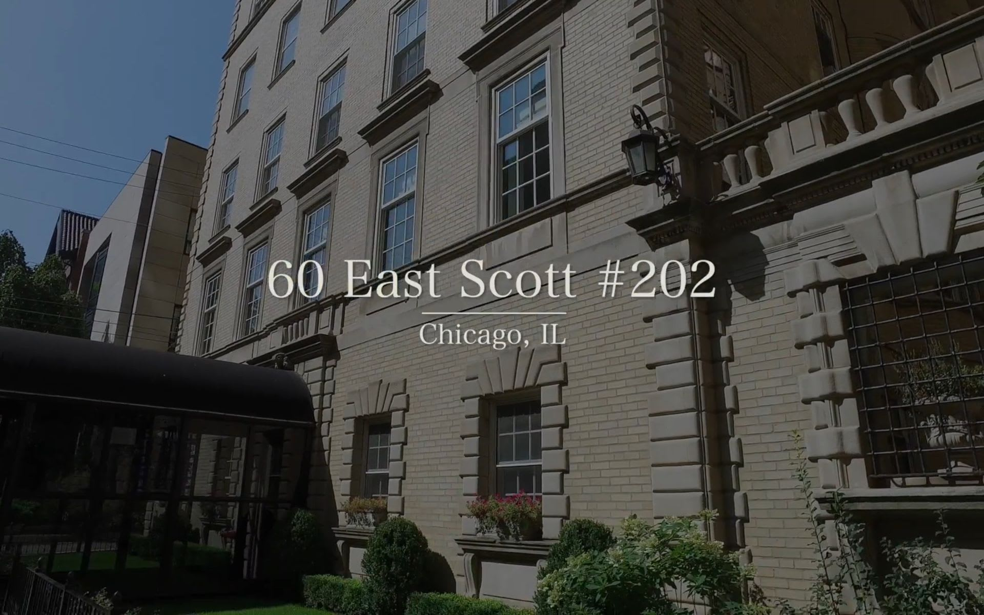 60 EAST SCOTT, CHICAGO, IL DAWN MCKENNA GROUP video preview