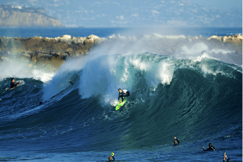 Orange County Surf Spots