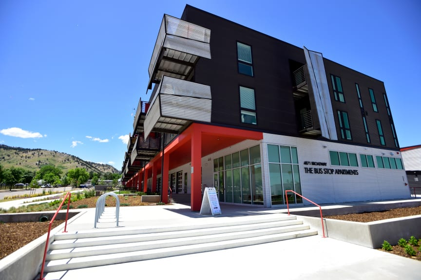 Boulder's N. Broadway Comes of Age with Affordable Housing, Mix of Uses