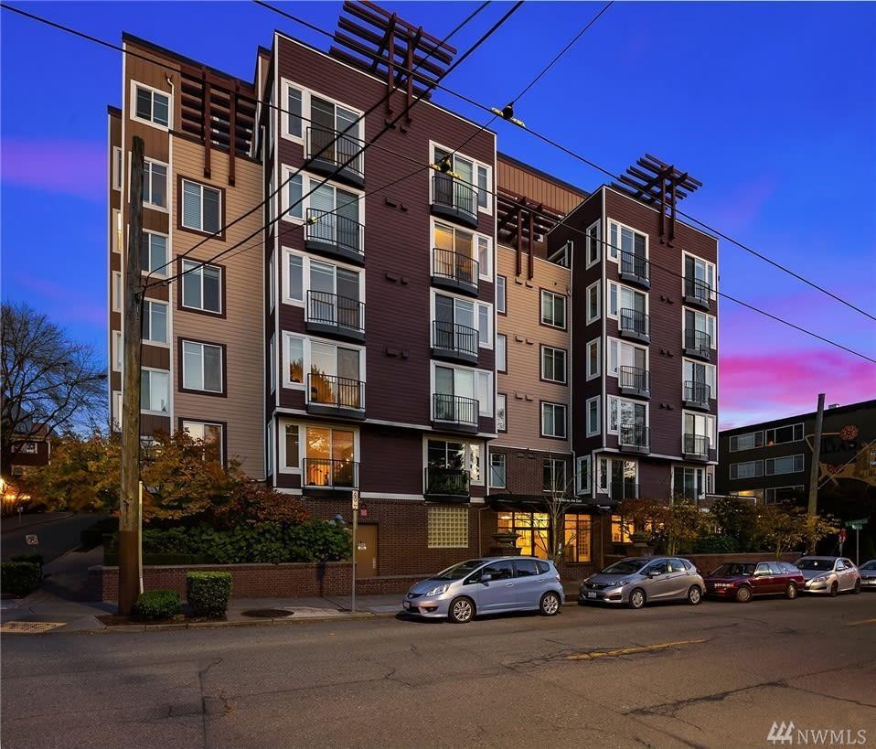 124 Bellevue E  Avenue, #501